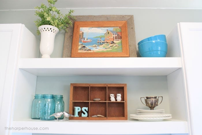 How To Add Fixer Upper Style To Your Home Open Shelving The Custom Magnolia Floating Shelves