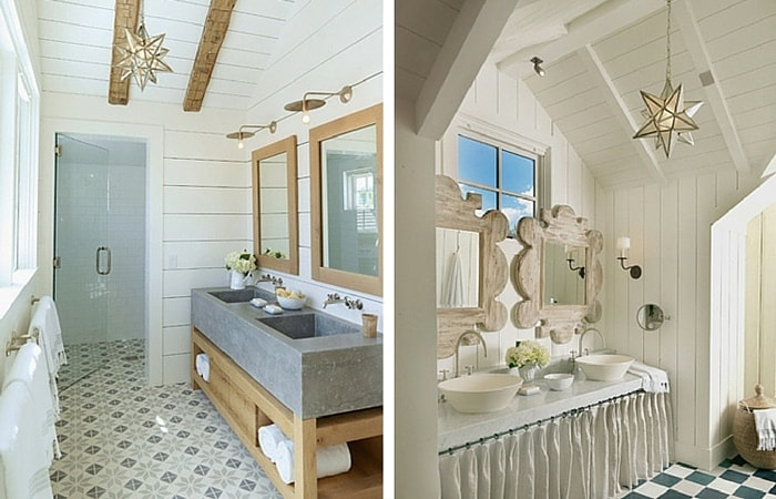 gorgeous casual bathroom by m. elle