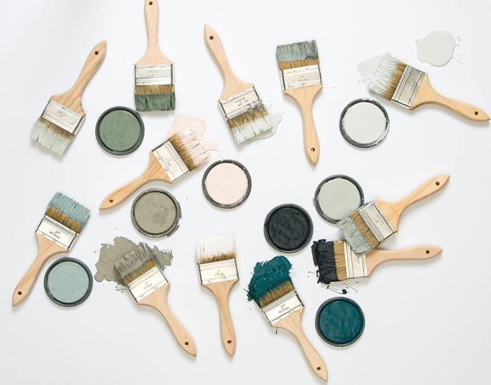 Painting Colors fixer upper paint colors: joanna's 5 favorites | the harper house